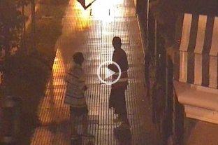 Video: im�genes del robo a Las Delicias
