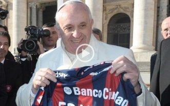 Video: Francisco bendice a San Lorenzo en la previa a la goleada ante Boca