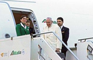 El Papa ya viaja a M�xico y a Cuba, donde se encontrar� con el patriarca Kiril