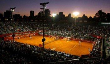Se juegan los cuartos de final del Argentina Open