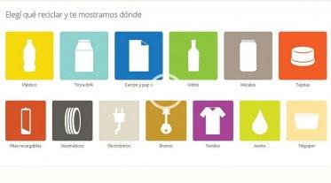 Una guía web para reducir la basura -