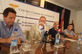 Carril de Rivadavia: en casi un año, se duplicó el número de locales cerrados