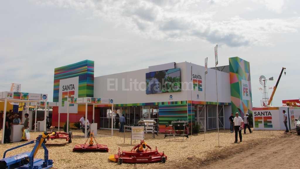 Expoagro Stands : Santa fe presente en expoagro el litoral noticias santa fe