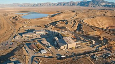 La Barrick detuvo las actividades en la mina Veladero