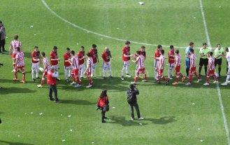 Colón y Unión eliminados de la Copa Santa Fe -