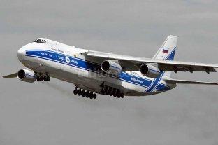 Uno de los aviones más grandes del mundo llega a la provincia de Santa Fe