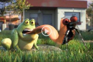 """Video: """"Dengador"""" el superh�roe que pelea contra el mosquito"""
