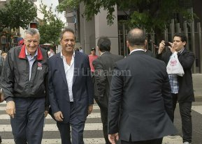 Scioli descartó que vaya a ser candidato a presidente del PJ