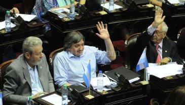 Máximo Kirchner se quejó por la persecución contra Cristina