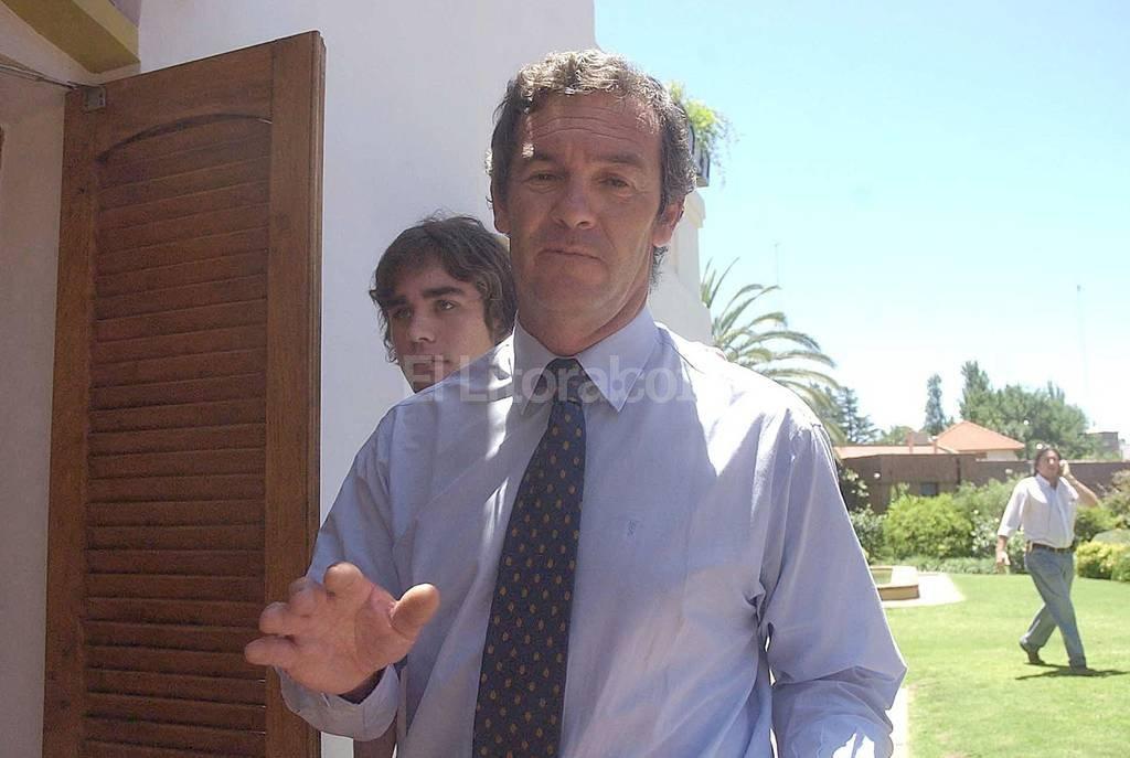"""El fiscal habría hallado una """"ventana horaria"""", según la cual Marcelo Macarrón no podría acreditar que estuvo en un torneo de golf en Punta del Este. Crédito: Archivo El Litoral."""