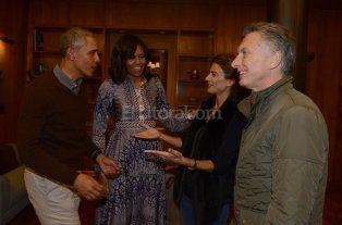 """Macri: """"La visita de Obama superó todas las expectativas"""""""