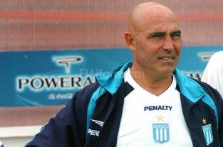 Juan Manuel Llop es el nuevo técnico de Atlético de Rafaela