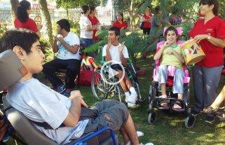 Discapacitados en riesgo de quedar sin atención