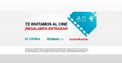 Sorteo de entradas: Diario  El Litoral te invita al cine