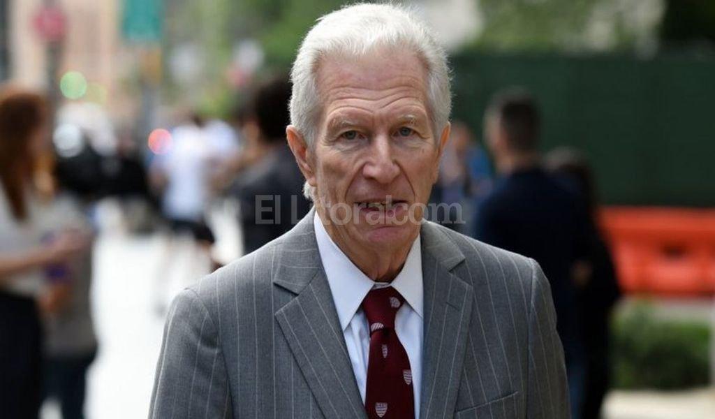 El mediador designado por el juez Thomas Griesa, Daniel Pollack. Foto:Google Images