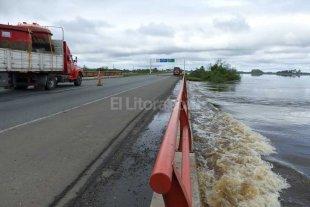 Habilitan una mano de la autopista Santa Fe - Rosario