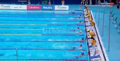 Triunfos santafesinos en natación