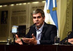Marcos Peña brindará su primer informe de gestión