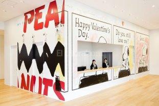 Abre en Tokio el primer museo dedicado a Snoopy