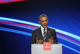 """Obama: """"EEUU y el mundo necesitan una Europa fuerte, pr�spera y democr�tica"""""""