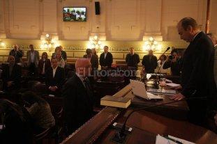 Diputados reeligi� sus autoridades