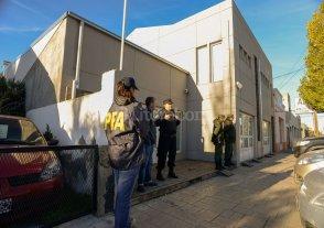 Encontraron 90 mil d�lares en una propiedad de L�zaro B�ez