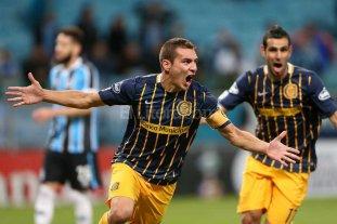Triunfazo de Central en Brasil por Copa Libertadores