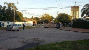 Fuerte choque y vuelco en Sargento Cabral
