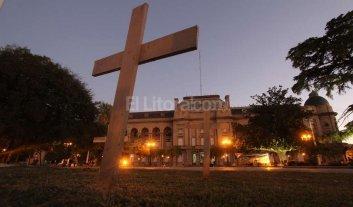 Santa Fe en emergencia h�drica recuerda la inundaci�n de 2003