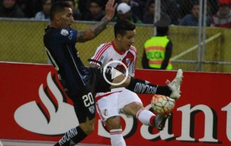 River cay� en Quito y complic� su continuidad en la Copa Libertadores