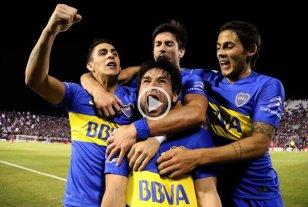 Boca gan� en Paraguay y definir� m�s tranquilo en la Bombonera