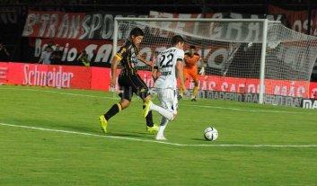 Con gol de Figueroa, Col�n supera a Olimpo