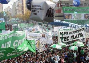 """Sindicalismo advirti� a Macri que si veta ley antidespidos habr� """"conflictos"""""""