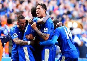 Leicester, a un triunfo de la haza�a