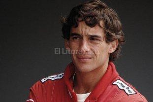 22 a�os de la muerte de Ayrton Senna