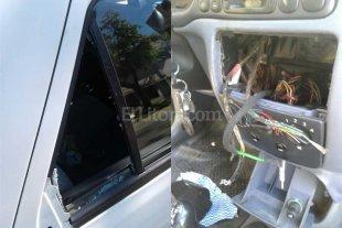 Doble indignaci�n: les robaron el auto y no tuvieron respuestas de la polic�a