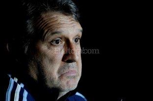 """Martino: """"Messi viene antes de declarar"""""""