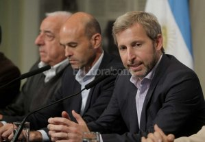 "Frigerio: ""Ni una sola de las medidas del gobierno est� destinada a los que m�s tienen"""
