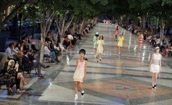 Chanel llev� el lujo a la Cuba del deshielo