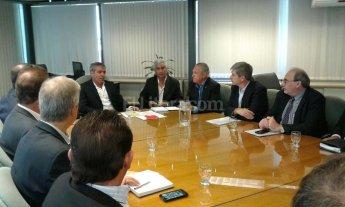 Barletta insiste con la incorporaci�n del norte santafesino en el Plan Belgrano