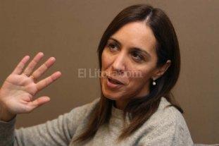 """Vidal: """"Buenos Aires tiene que recuperar los fondos que perdi�"""""""