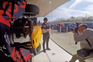 Toro Rosso y Red Bull intercambian a Max Verstappen y Daniil Kvyat