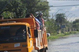 Luz verde a la eximici�n de TGI a los afectados por las lluvias