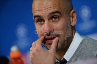 """Guardiola: """"Si quieren, escriban que he fracasado"""""""