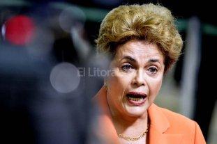 "Rousseff insiste: ""No voy a renunciar"""