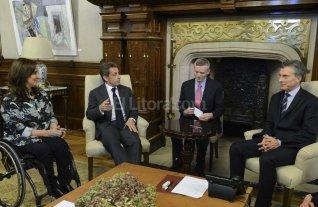Macri dijo que apost� por dejar atr�s 10 a�os de inflaci�n