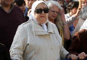 El Papa recibirá a Hebe de Bonafini