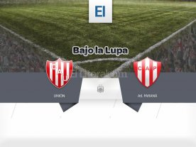 Eleg� al destacado de Uni�n en el partido de Copa Argentina