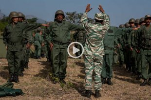 Video: Venezuela realiza ejercicios militares