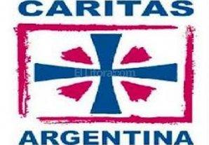 Caritas abrió 25 comedores nuevos -